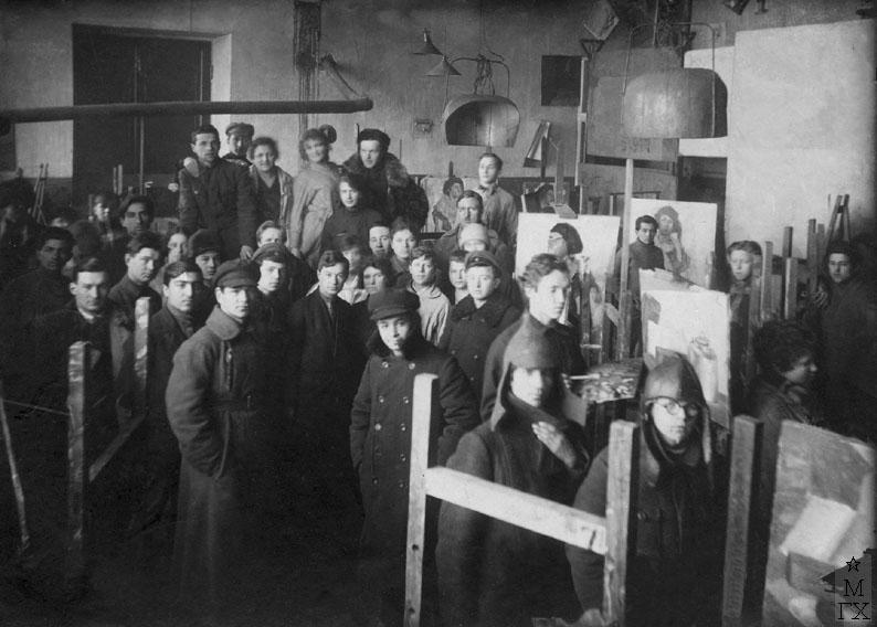 ВХУТЕМАС 1923 г.