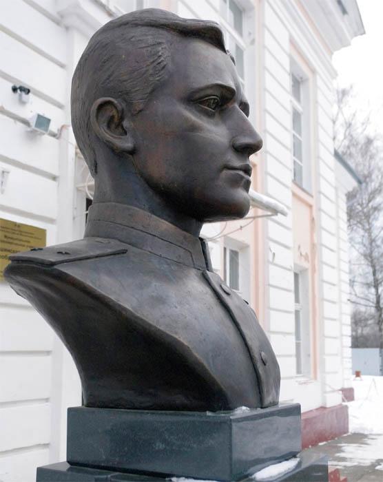 К.В. Ануфриева-Мирлас. Герой Советского Союза Герасим  Королев.