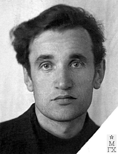 А.И. Базлаков. 1960 г.