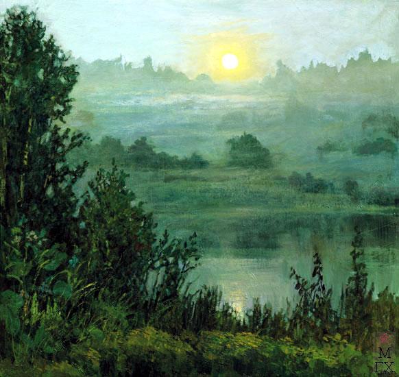 Картины русских художников о природе