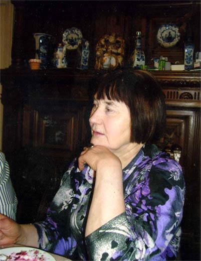 П.Н. Чернышева дома. 2013.