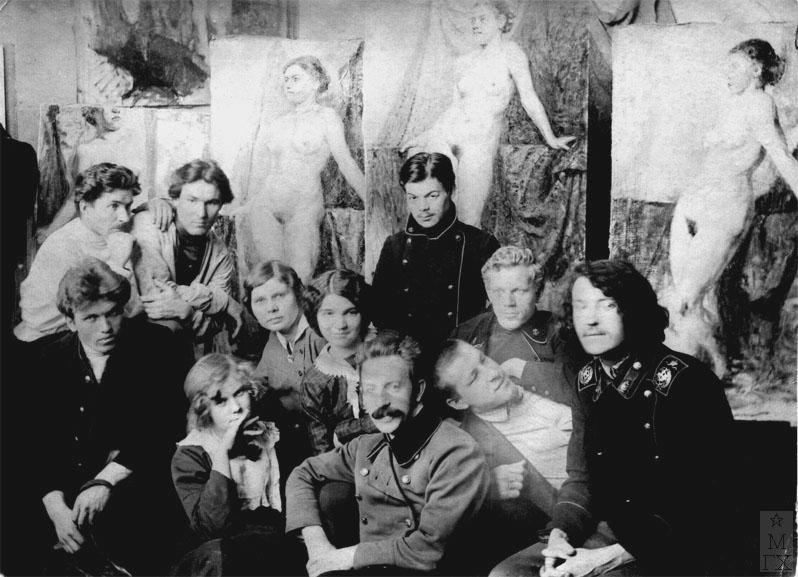 В Казанской художественной школе