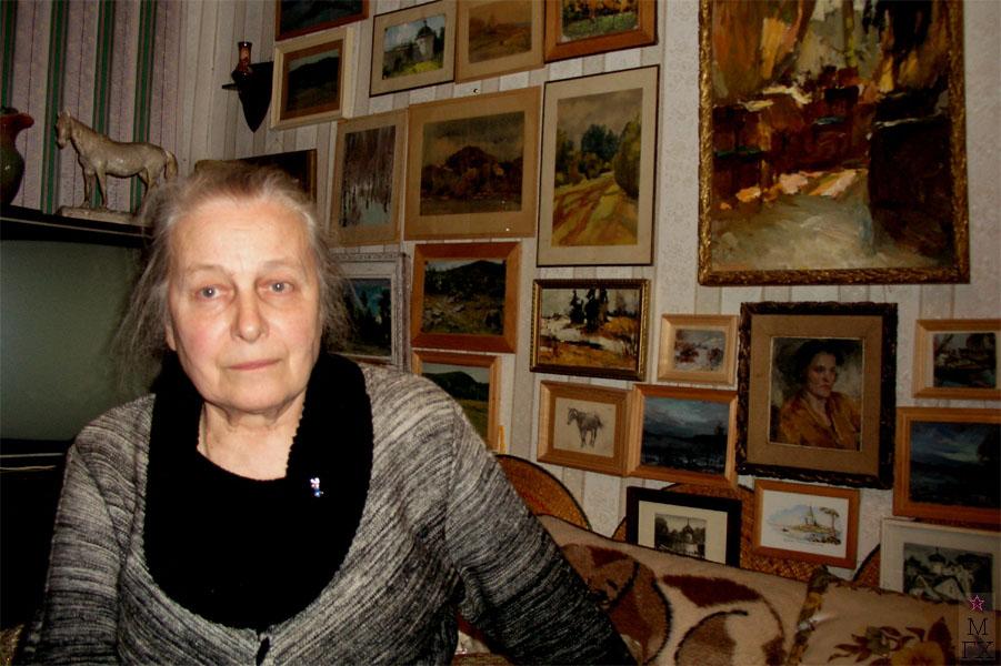 Материалы для этой страницы любезно предоставила Галина Николаевна Христенко - дочь и хранитель наследия художника.