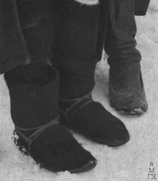 Лезвиев М.В. в папахе. Г. Нальчик, 1937 г. (фрагмент).