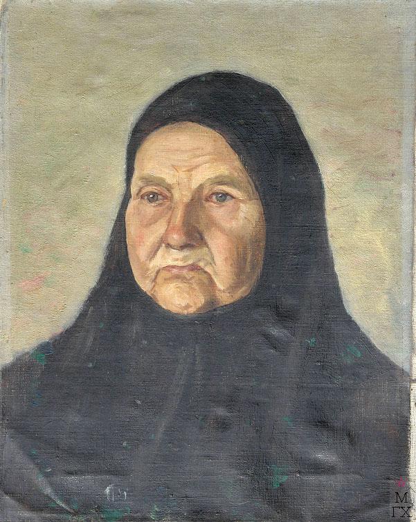 Д.В. Мирлас. Картина : Родоначальница