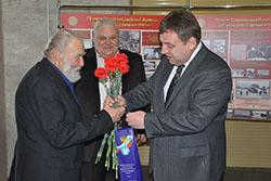 Т.Н. Порожняк. 22 февраля 2013 г. в Исполкоме СНГ в Минске .
