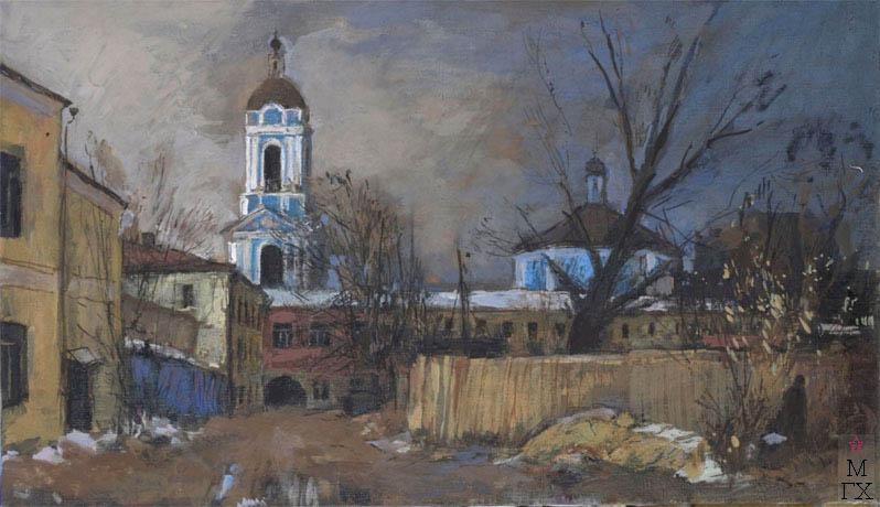 Соколов Игорь Яковлевич. Картина : ...