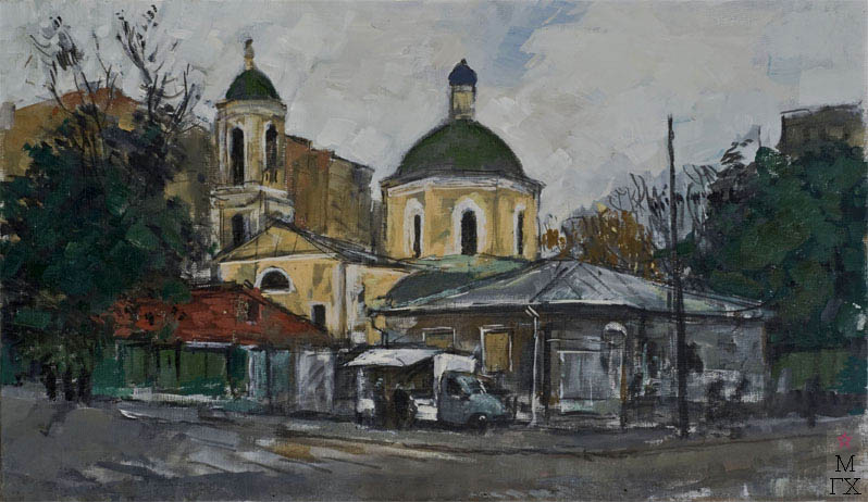 Соколов Игорь Яковлевич. Картина :
