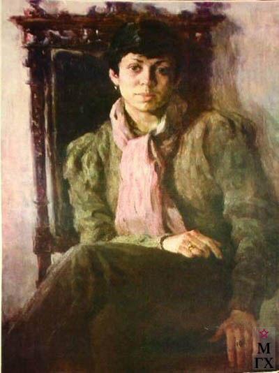 А.П. Суворова. картина :