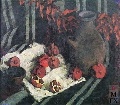 А.П. Суворова. картина : Натюрморт