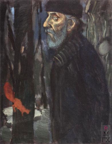 Н.И. Терещенко. Картина : Косьмин Д.А. 1985. Х.М. 97х73